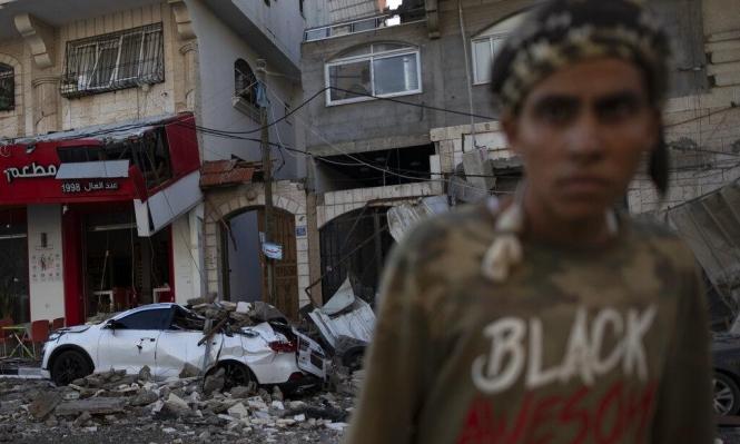 10 شهداء بينهم 5 مزارعين في قصف اسرائيلي على غزة يرفع العدد الى 43 شهيدا، وجيش العدو يعلن