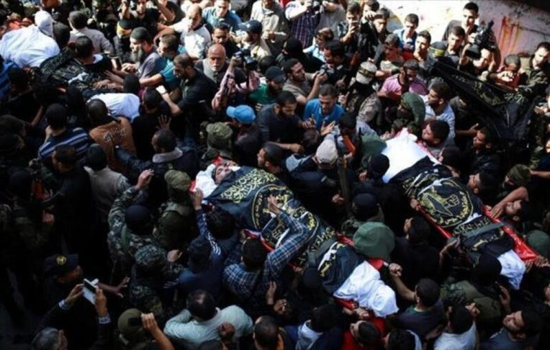 سرايا القدس: استشهاد 3 قادة ميدانيين في قصف إسرائيلي على مدينة غزة، والرد على هذه الجريمة سيكون قاسيًا