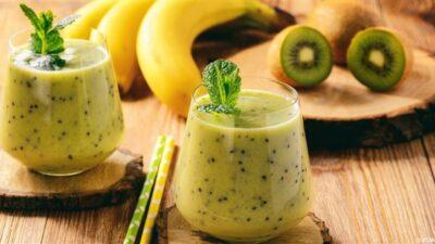 الموز والكيويوالبابونج تغني عن تناول الحبوب المنومة