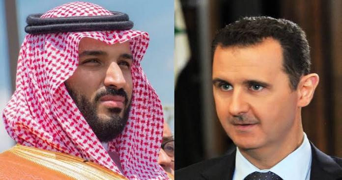 للتغطية على التطبيع الفعلي مع اسرائيل.. السعودية والامارات تقومان بتطبيع شكلي مع سوريا
