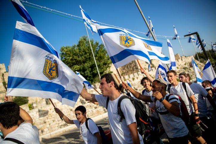 تحسبا لرد فعل المقاومة.. العدو يرفع حالة التأهب وينشر القبة الحديدية بعد الابقاء على مسيرة الأعلام في القدس غدا