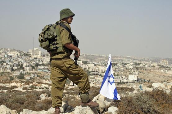 إصابة جندي إسرائيلي بإطلاق نار على الحدود الأردنية