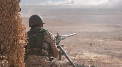 اعتقال متسلل وإحباط محاولة تهريب مخدرات من الاراضي السورية