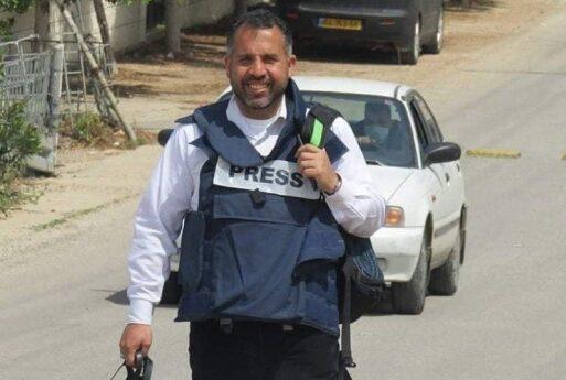 الصحفي الريماوي يشرع اليوم الاربعاء بالإضراب عن الطعام والماء احتجاجا على قيام سلطة عباس بإغلاق وكالة