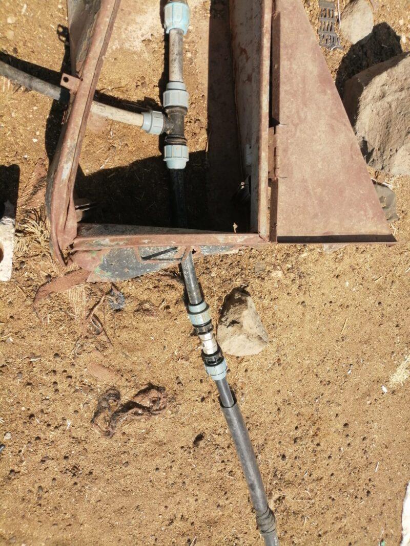 وزارة المياه تضبط 6 اعتداءات على خطوط مياه بالكرك