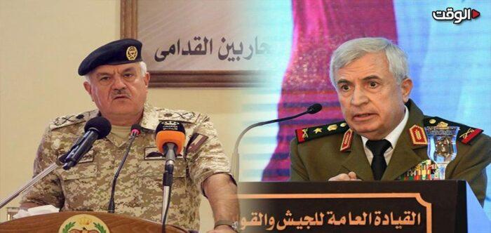 دلالات الزيارة المفاجئة لوزير الدفاع السوريّ إلى الأردن.. هل بدأت المياه تعود الى مجاريها؟