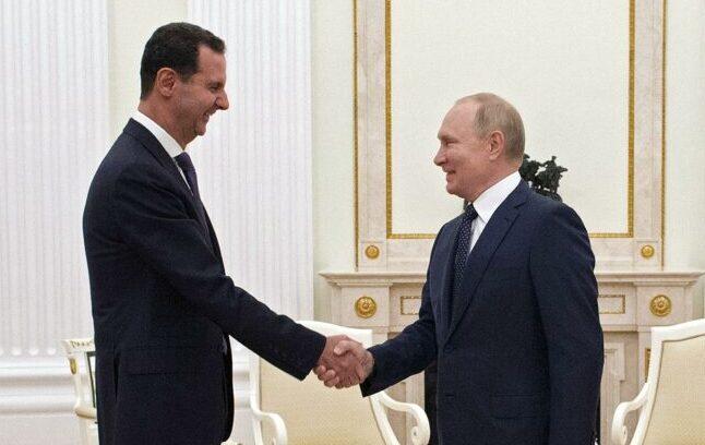 القيادة الروسية تتمسك، إلى جانب دمشق، بتحرير محافظة ادلب من مسلحي جبهة النصرة، واستكمال تحرير مناطق درعا