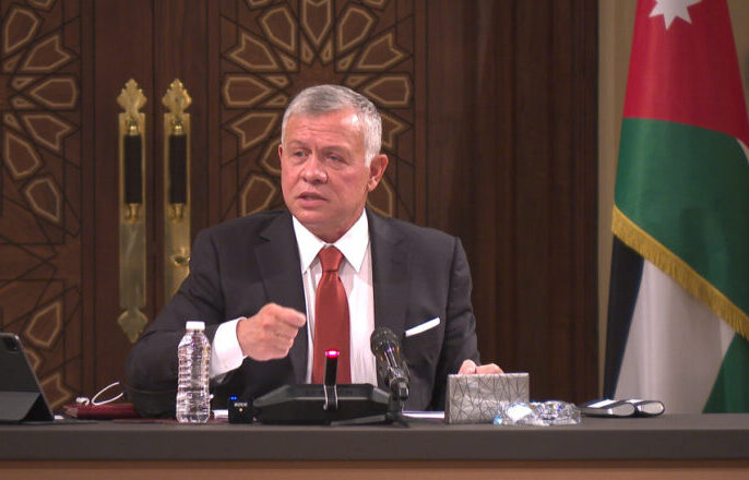 الملك: سنستمر في الحفاظ على الوضع التاريخي والقانوني القائم بمدينة القدس من منطلق الوصاية الهاشمية عليها