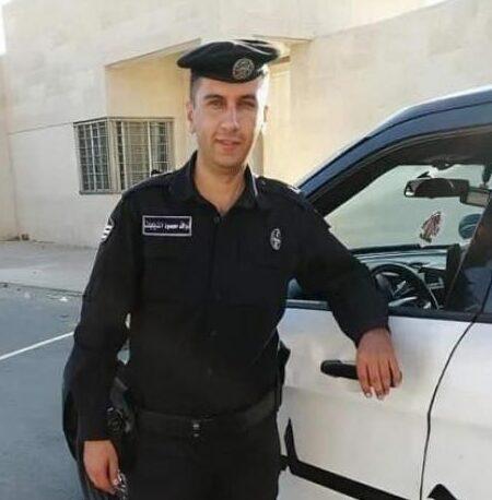 الأمن ينعى ضابطاً ويعلن القبض على شخصين بمركبة دهسته