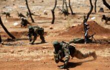 """""""هيئة تحرير الشام"""" تبدأ حملتها ضد جماعة """"جنود الشام"""" بقيادة مسلم الشيشاني في ريف اللاذقية الشمالي/ فيديو"""